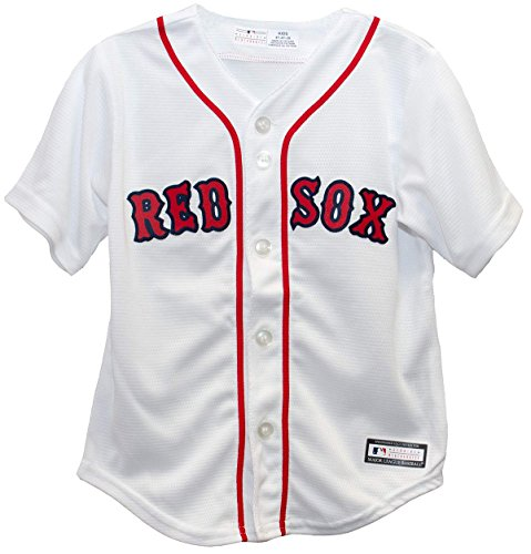 Outerstuff Boston Red Sox Home Cool Base Toddler Jersey (4T)