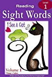 I SEE A CAT: A Sight Words and Colors Book (Independent Beginner Readers 1)