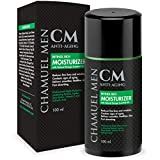 Men's Anti Aging Face Cream with 2.5% Retinol – Mens Face Moisturizer Retinol Cream - Reduce Face & Eye Wrinkles, Restore and Maintain a Youthful Appearance while You Sleep. Guaranteed Results!