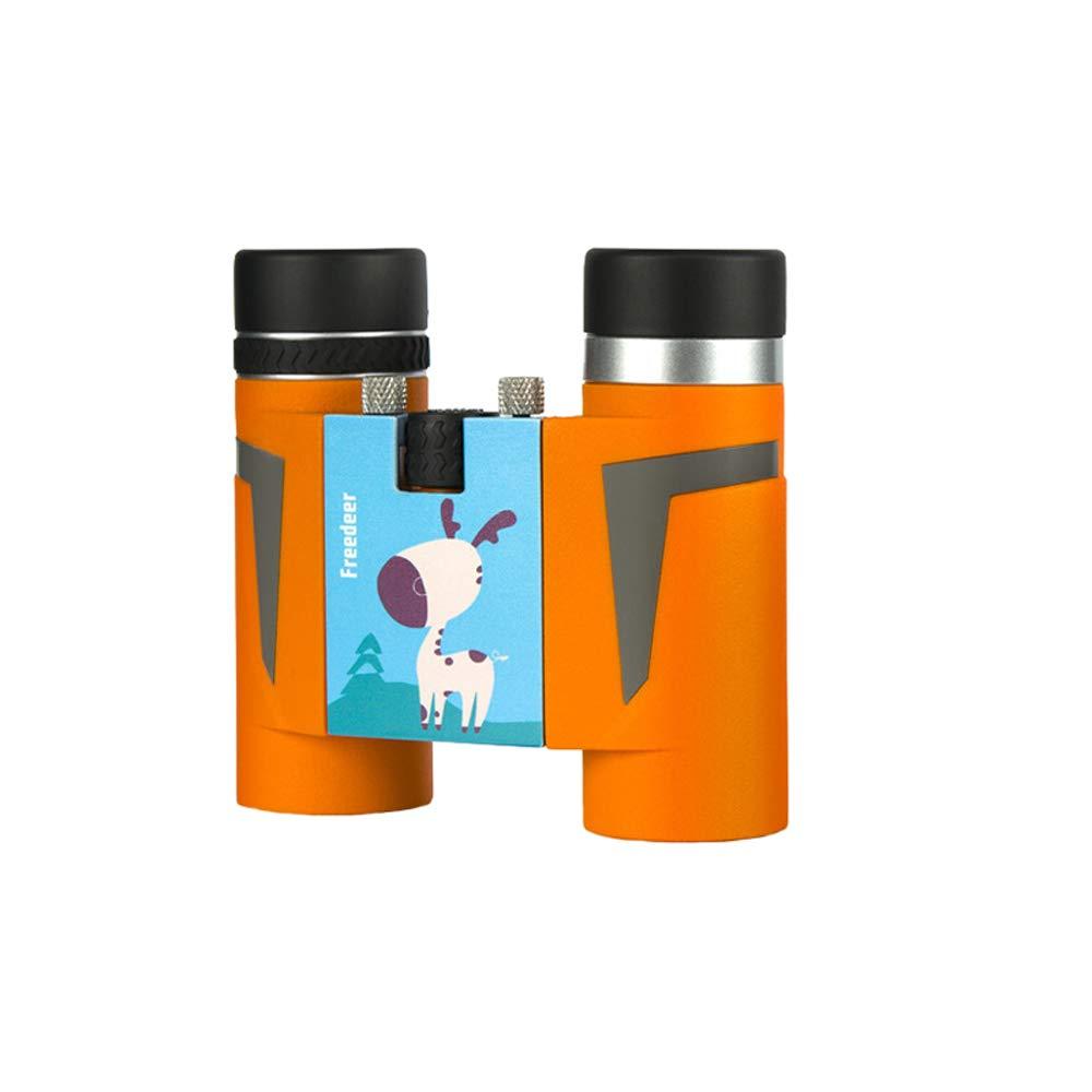 【代引き不可】 LIU* DA (Color 望遠鏡ポータブルトラベル双眼鏡10* 25多色オプション (Color : : Orange, Size : 108*36*110mm) B077JXZ33C, サクラ楽器:48cab815 --- a0267596.xsph.ru