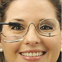 Women Makeup 3.0 x Magnifying Makeup Eye Glasses Make up Glasses Makeup Reading Glasses