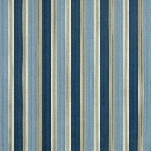 - Waverly Spotswood Stripe Porcelain Fabric