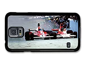AMAF ? Accessories James Hunt & Niki Lauda Competing F1 Formula One case for Samsung Galaxy S5