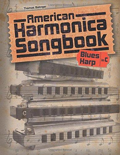 American Harmonica Songbook: (Blues Harp in C) pdf