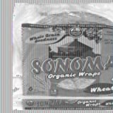 Sonoma Wraps Organic Wheat Wrap -- 12 per case.