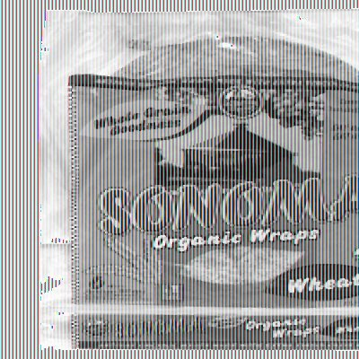 Sonoma Wraps Organic Wheat Wrap -- 12 per case. by Sonoma Wraps