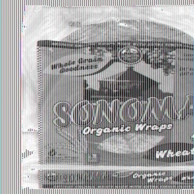 Sonoma Wraps Organic Wheat Wrap -- 12 per case.