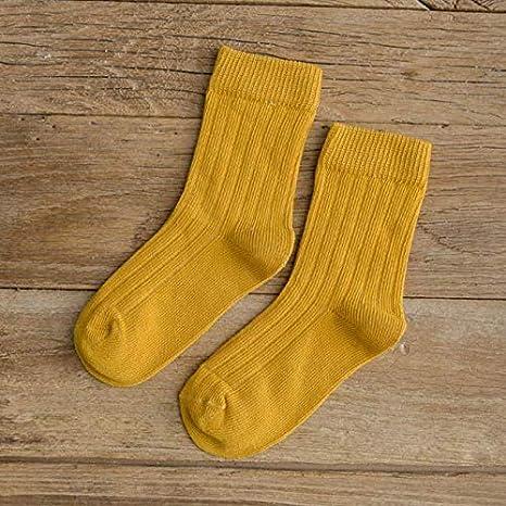 WAESRD Calcetín de algodón para Mujer Calcetines Sueltos de ...