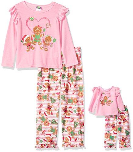 Dollie Me Girls Holiday Sleepwear