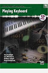 Alfred's MusicTech, Bk 1: Playing Keyboard, Book & Audio CD (Alfred's MusicTech Series)