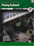 img - for Alfred's MusicTech, Bk 1: Playing Keyboard, Book & Audio CD (Alfred's MusicTech Series) book / textbook / text book