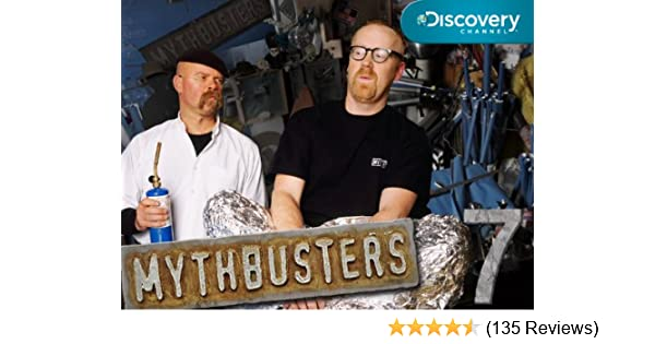 mythbusters thermite vs ice