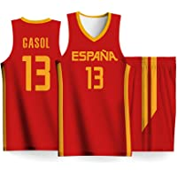 No.9, No.13 Spain Team 2019 Fiba ​​Basketball World