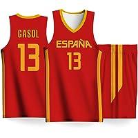 No.9, No.13 Spain Team 2019 Fiba Basketball World