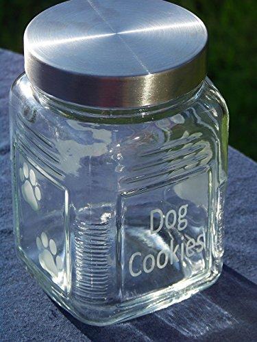 Personalized Dog Treat Jar - 2