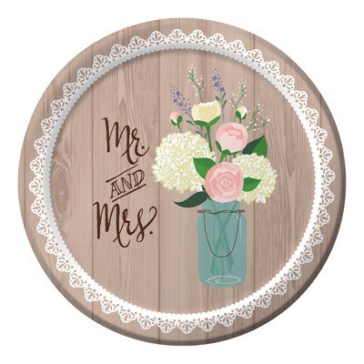 - Club Pack of 96 Rustic Wedding
