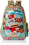 Angry Birds Green Children's Backpack (Age group :6-9 yrs)
