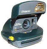 Polaroid Hunter Green OneStep Express 600 Instant Film Camera