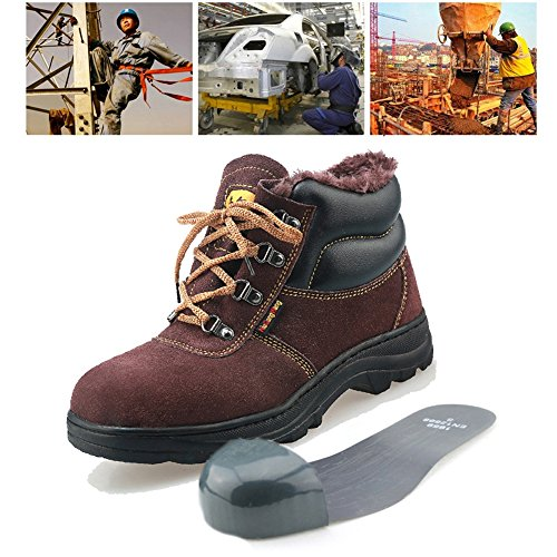 good Work Boots For Men Waterproof - soleilvillage.com