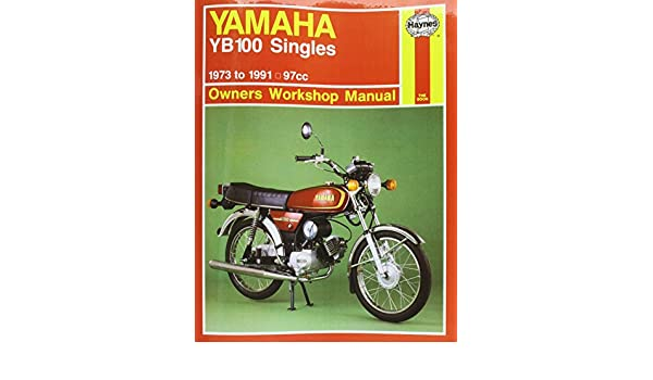 yamaha yb100 singles motorcycle manuals pete shoemark rh amazon com yamaha yb 100 workshop manual yamaha yb 100 repair manual