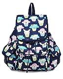 Lesportsac Voyager Backpack (Babycakes Blue)