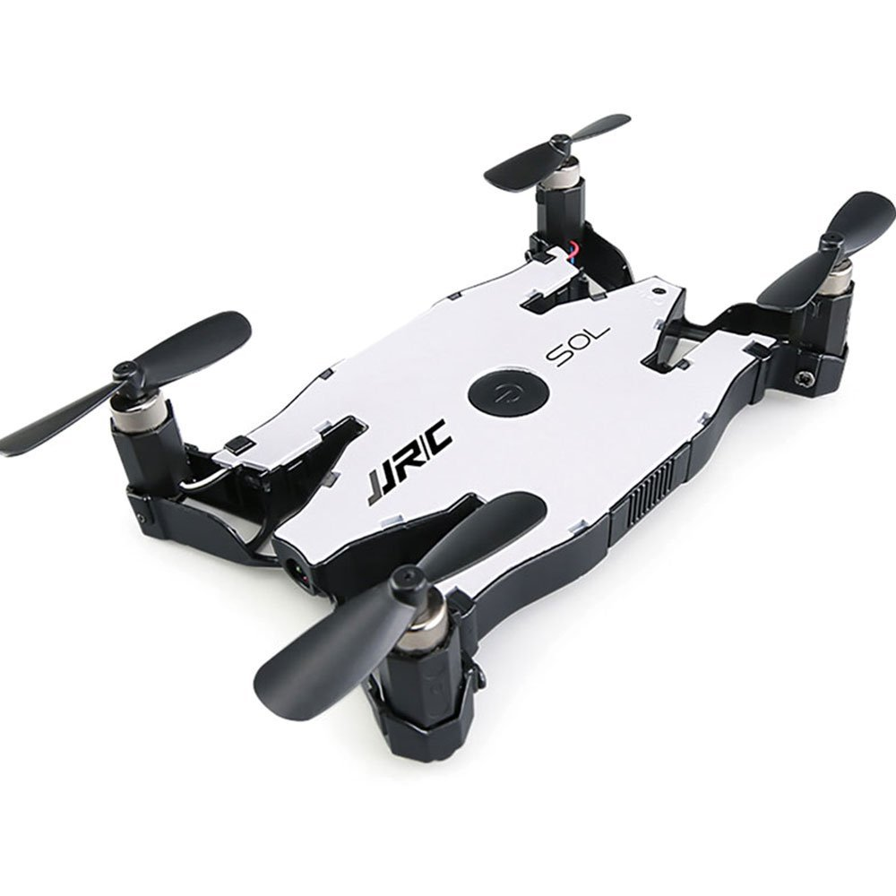 Fenghong Drone Quadcopter remoto FPV Ultra Compatto da 2,4 GHz WiFi JJRC H49
