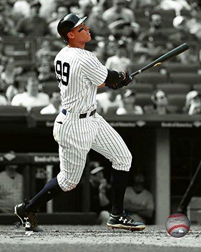 Aaron Photograph - New York Yankees Aaron Judge 8x10 Photograph Picture. Spotlight