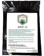 100% Soluble Atlantic Kelp Seaweed for lawns, Garden, Plants 2 oz