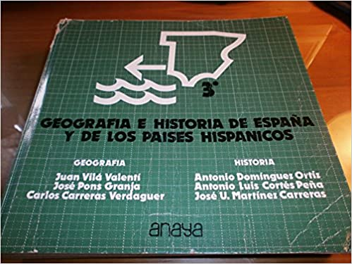 Geografía e historia de España y de los países hispánicos 3 ...