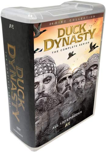 Check expert advices for duck dynasty dvds season 11?