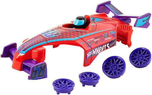 Hot Bodies Car - Hot Wheels Indy Car Shell & Wheels