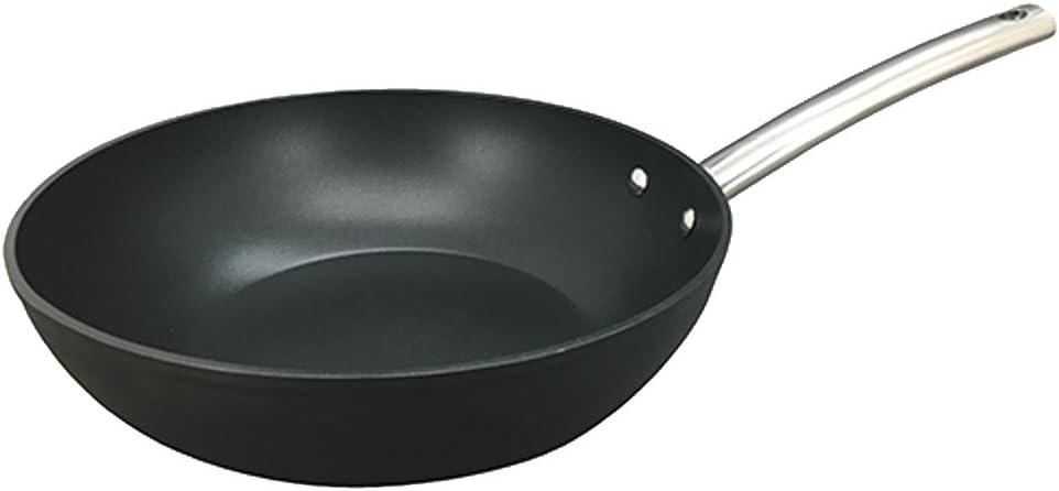 MasterPro Foodies Plancha Grill, Aluminio Forjado, Negro, 37 cm ...
