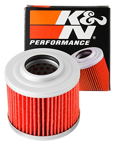 KN-151 K&N Performance Oil Filter; POWERSPORTS CARTRIDGE (Powersports Oil Filters):