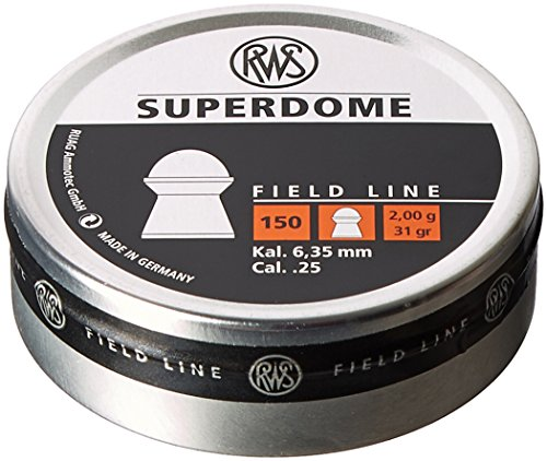 RWS Superdome 2317380 Field Line Air Gun Pellets 31.0 Grain