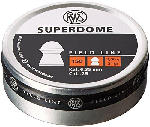 RWS Superdome 31.0 Grain .22 Airgun Pellets