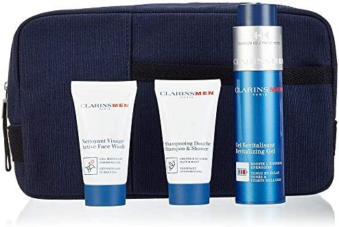 Clarins Men Hydratation - Set con 4 piezas (Gel ...