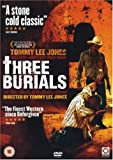 The Three Burials of Melquiades Estrada poster thumbnail