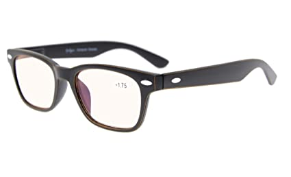 Eyekepper EVA Zip caso di occhiali da lettura nero(4 pcs) M5esY