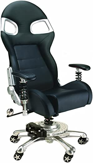 Formula One Office Chairs / F1 Black Black