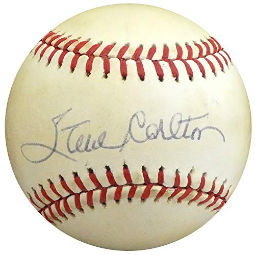 (Steve Carlton Autographed Signed Memorabilia Official Nl Feeney Baseball Philadelphia Phillies, St. Louis Cardinals - Beckett Authentic)