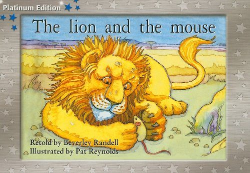Download Rigby PM Platinum Collection: Individual Student Edition Blue (Levels 9-11) The Lion and the Mouse PDF