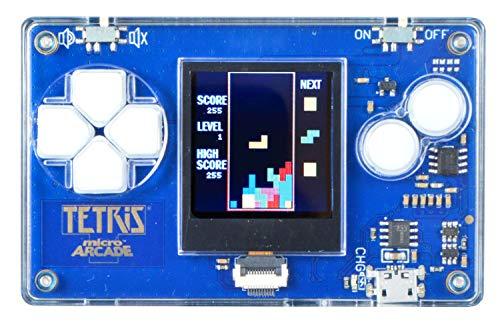 (Micro Arcade Tetris)