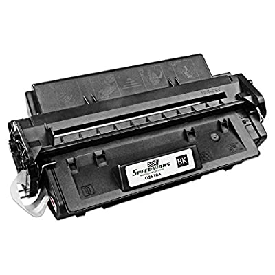 Speedy Inks - Remanufactured Replacement for HP 10A Q2610A Black Laser Toner Cartridge Compatible with HP LaserJet 2300, 2300d, 2300dn, 2300dtn, 2300L, 2300n