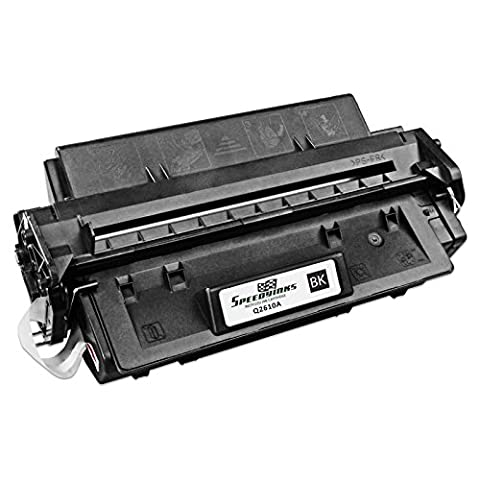 Speedy Inks - Remanufactured Replacement for HP 10A Q2610A Black Laser Toner Cartridge Compatible with HP LaserJet 2300, 2300d, 2300dn, 2300dtn, 2300L, (Hp Cartridge 10)