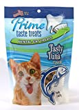 Prime Taste Treats Tuna Flavor Dental Treat For Cats, 2.1 Oz/59G For Sale