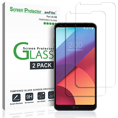 Screen Protector amFilm Tempered Rounded