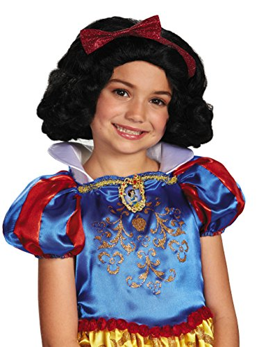Snow White Wig Child (Disguise Snow White Kids Wig)