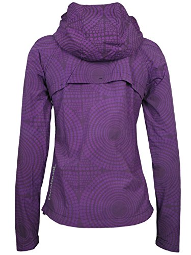 Desigual - Sudadera De Mujer Lactic, color violeta, talla XS Violeta