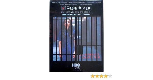 Amazon.com: Capadocia - primera temporada 4DVDs [NTSC/REGION 1 & 4 DVD. Import-Latin America]: Movies & TV