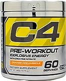 Cellucor C4® Pre-Workout Explosive Energy Orange Dreamsicle -- 60 Servings